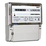 Power meter three-phase TsE 6803V 5-60A