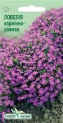 Semen Lobelia karminno-pink