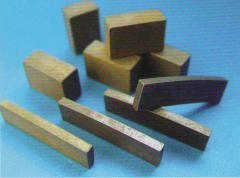 Алмазные сегменты для напаивания на диски