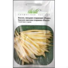Семена спаржевой фасоли Лаура желтая 10 г