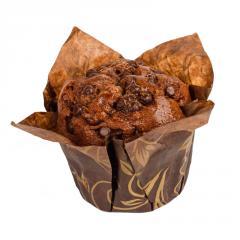"""Muffin chocolate """"Tulip"""" of 90 g"""