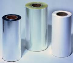 Film of polypropylene nacreous 30-35 microns