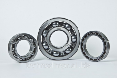 Ball radial bearings