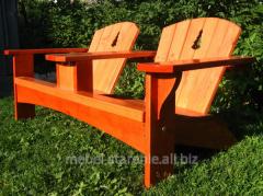 Обеденные внешние столы и стулья, скамейки