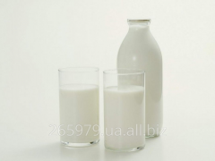 The milk which is packed up, pastes, p/e