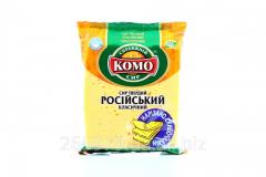 Cheese of the Russian 50% Komo's bar