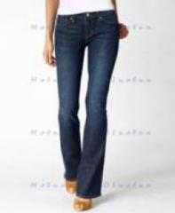 Levi's® boot cat jeans - women's jeans