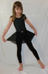 Leggings children's for choreography