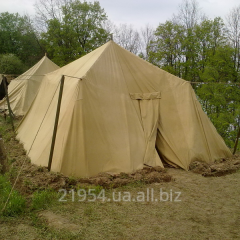 The tent is camp soldier's