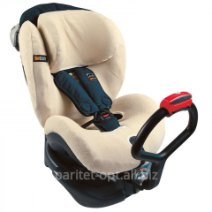Cover on a car seat of group 0+/1 BeSafe
