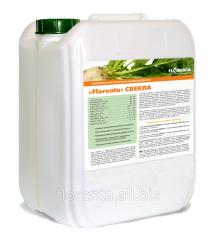 The Florenta microfertilizer for sugar bee