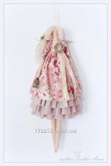Кукла в стиле Тильда ангел. Ручная работа