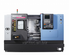 The turning centers with ChPU DOOSAN LYNX