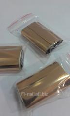 Фольга для литья 100см, материалы для наращивания