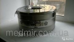 Box sterilizing Steam sterilizer round ksk-18