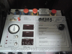 The device IVL Phase 5 HP with a narcotic block,