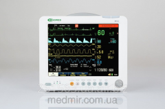 Monitor of the patient of BIOMED iM 12