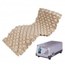 Antidecubital mattress with the compressor,