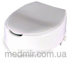 Toilet seat with OSD TESEO14-LPP cover