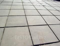 Плитка тротуарная гладкая Бистот™