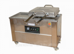 Vacuum machine DZQ-500-2SBH (two-part, mobile)