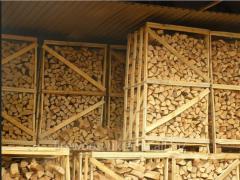 Firewood oak, beech, hornbeam
