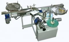 Автомат для нанесения самоклеющихся этикеток на