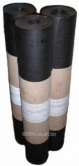 Brown paper the bituminized BO-B