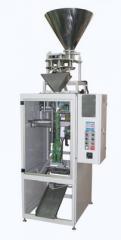 Автомат для фасовки сыпучих малопылящих продуктов