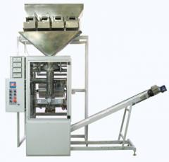 Автомат для фасовки мелкоштучных продуктов с
