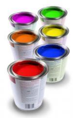 Лакокрасочные материалы, Краски