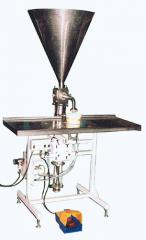 Doser UFP-25DPA, semi-automatic for dosing of