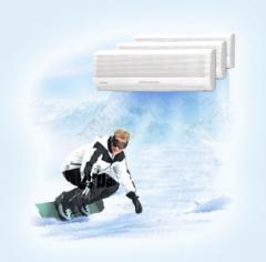 Настенные сплит-системы тепло/холод, купить в