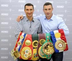 Klitschko's ph
