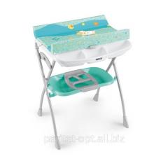 Folding pelenalny table with Cam tray - Volare