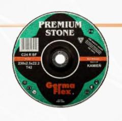 Плоский круг для резки камня Т41 Germaflex Premium