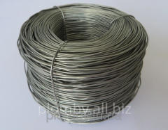 Wire sealing zinced 0,8mm