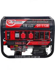 Generator petrol max. moshchn 3.1 kW., number. 2.8