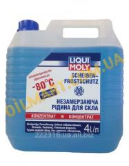 Liquid of Liqui Moly Scheibenfrostschutz
