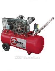 Compressor 100l, 4HP, 3 of kW, 220B, 8 atm,