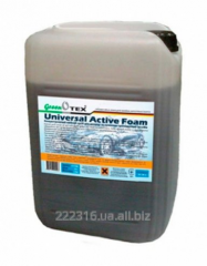 Concentrate of the Greenotex Universal Active Foam