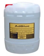 Converter of exhaust AdBLUE Mannol AdBlue gases