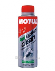 Cleaner of Motul Fuel System Clean Scooter valves
