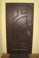 Дверь входная стальная огнестойкая