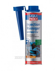 Effective cleaner of an injector of Liqui Moly