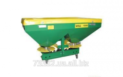 Fertilizer distributor of 0,5 t, 0,65 t, spreader