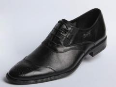 Footwear leather handwork Ukraine