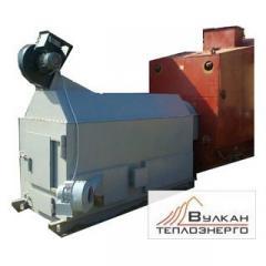 Copper of DKVR, E, DE, KE on spill, sawdust and
