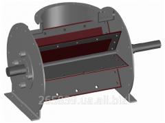 Lock locks - rotor feeders