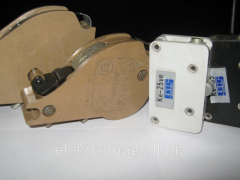 Кулачковый элемент Е-25 Е-63, Выключатель KE-25, KE-35